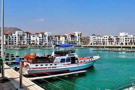 Marina Apartment - Agadir