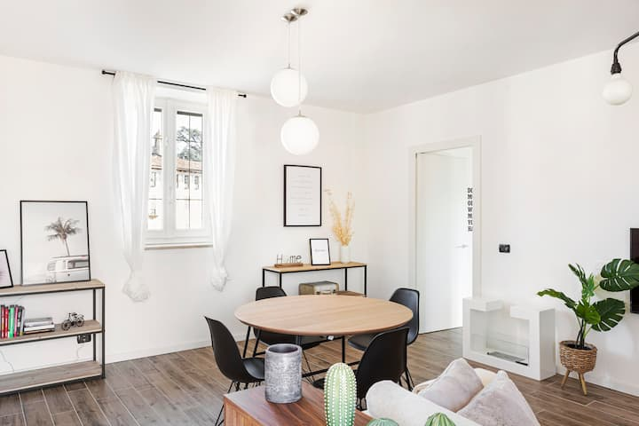 CASA ENZA -  Special view apartment