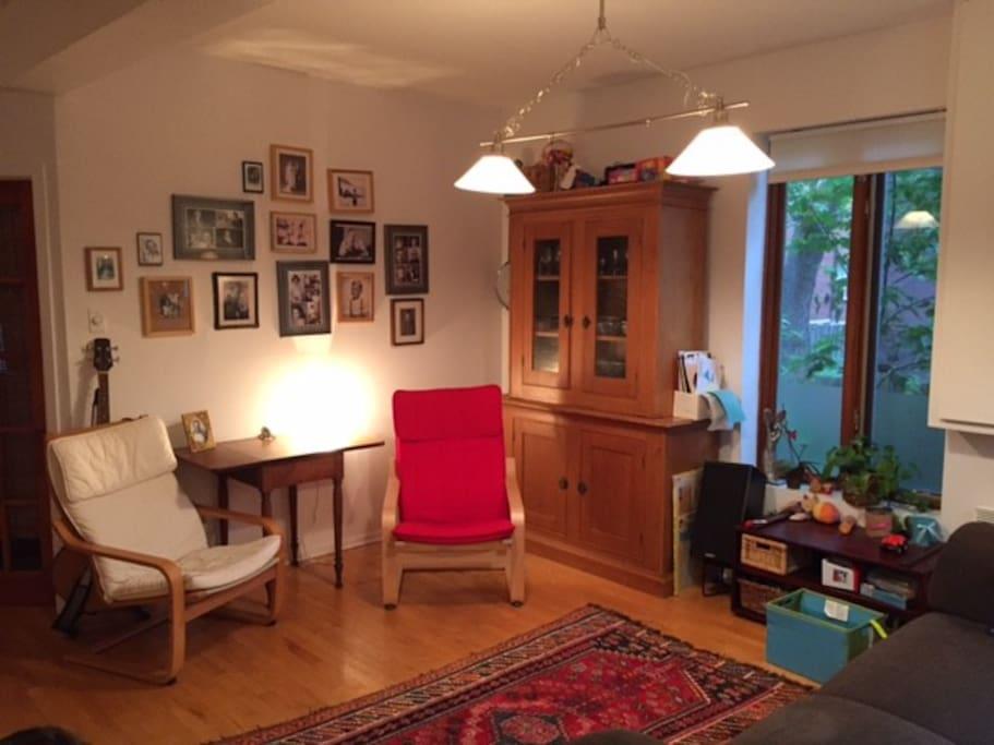 Cozy Living Room #1
