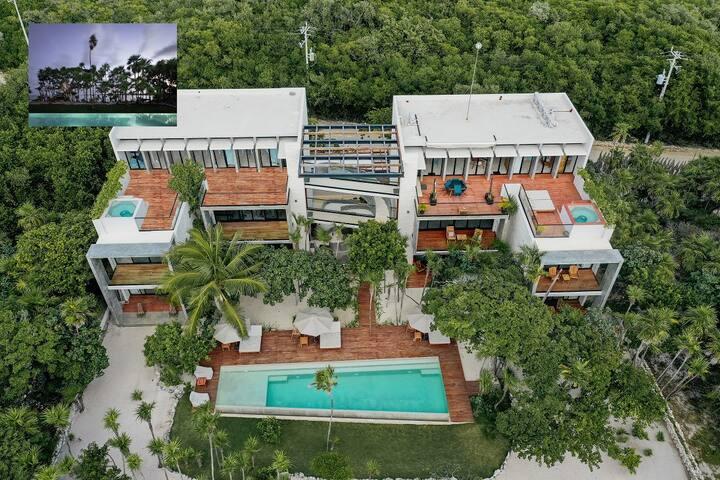 Tulsayab Luxury Devpt - Beachfront First Floor T1