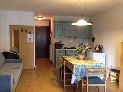 Mountain Apartment in Sella Nevea