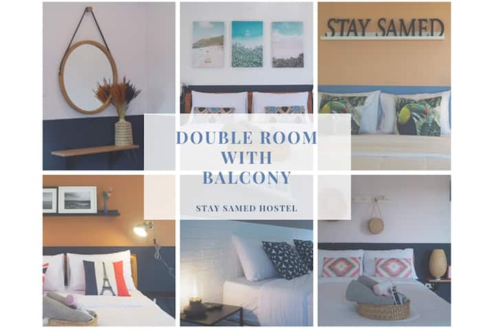 Stay Samed - Private room for 2 guests