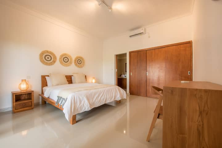 Cosy BR in  Boutique Guesthouse Villa Canggu 2