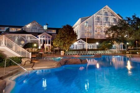 Disney's Beach Club Villas 2 BD/2 BA 9/23-9/30/17 - Lake Buena Vista - 分時度假住宿