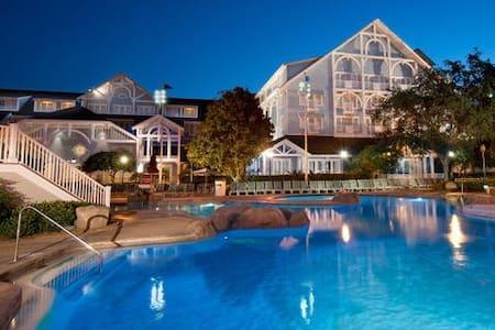 Disney's Beach Club Villas 2 BD/2 BA 9/23-9/30/17 - Lake Buena Vista - Własność wakacyjna