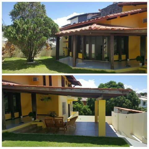 Quarto Aconchegante - Lauro de Freitas - House