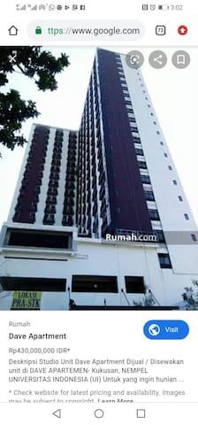 Apartemen Dekat Universitas Indonesia