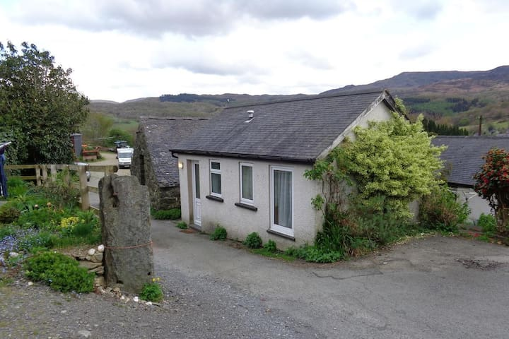 The Bothy, Staylittle Farm