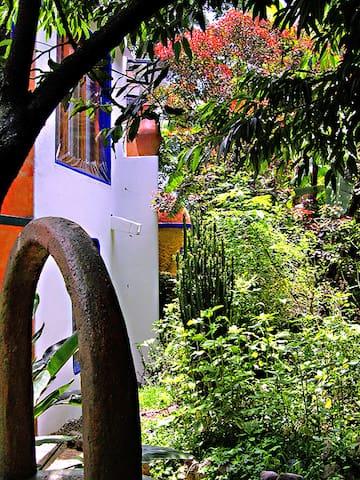 Casa de Claudia y Paco (detalle)