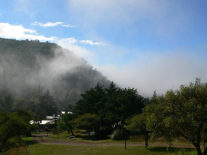 Casita Colanchanga, Rio Ceballos