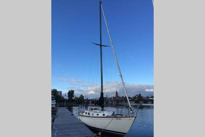 Beautiful Sailboat Athena - Madalena Marina - Madalena - Tekne