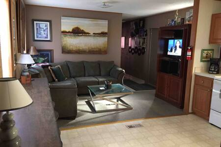 -$ Inexpensive, clean, cozy, alternative housing.
