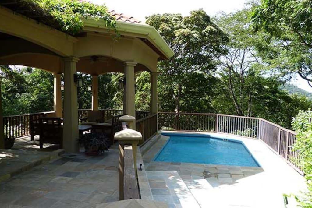 Exclusive 3 bedroom villa rental in costa rica villas for Villas for rent in costa rica