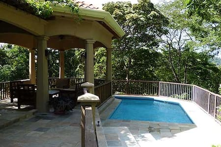 Exclusive 3 Bedroom Villa Rental in Costa Rica - El Jobo