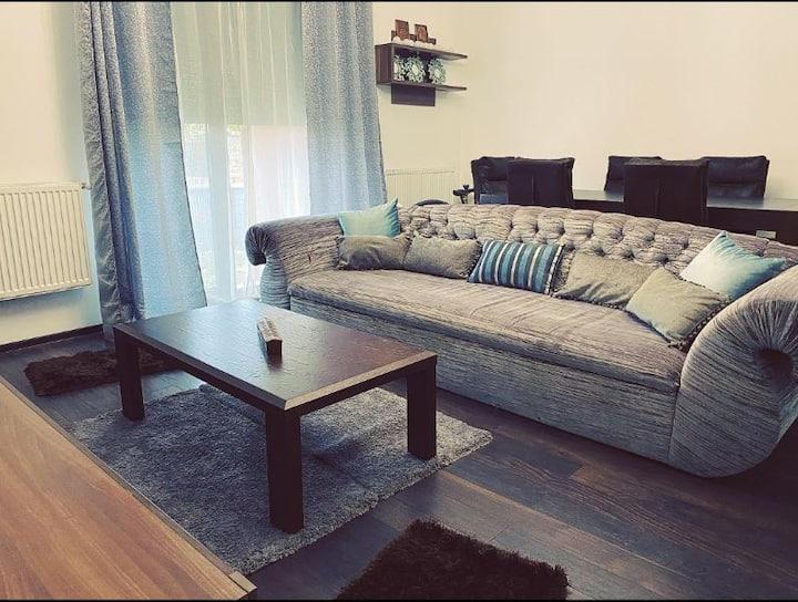 The Unique's Apartment
