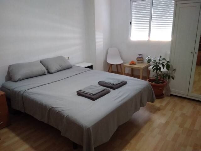 Large room\Bed 150cm\Kitchen\Bicycles