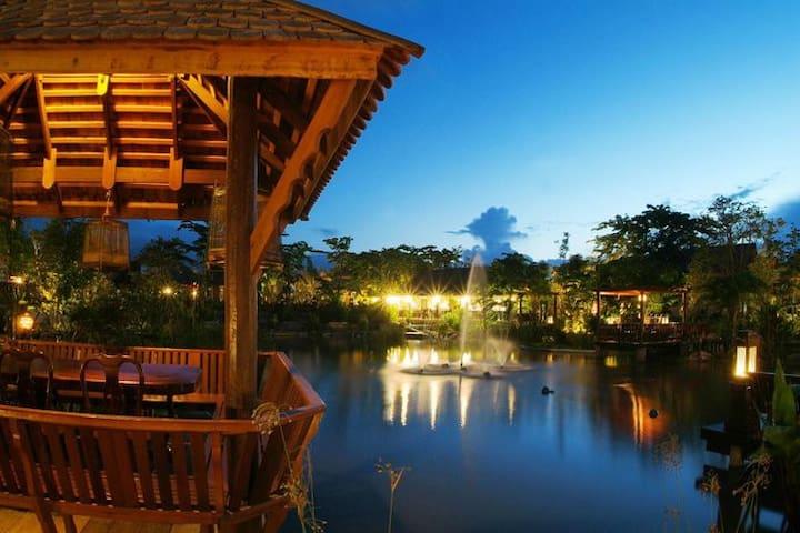 Family Room 4@ Prachuap Garden View Resort
