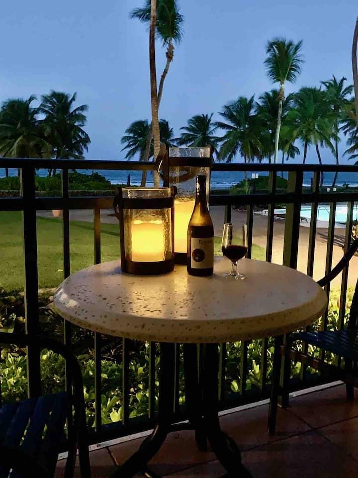 Lovely & Relaxing Ocean Front Villa