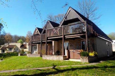 3 bedroom modern cornwall countryside lodge - Gunnislake - Dům