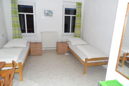 2 Bettzimmer - Büchenbeuren - Rumah
