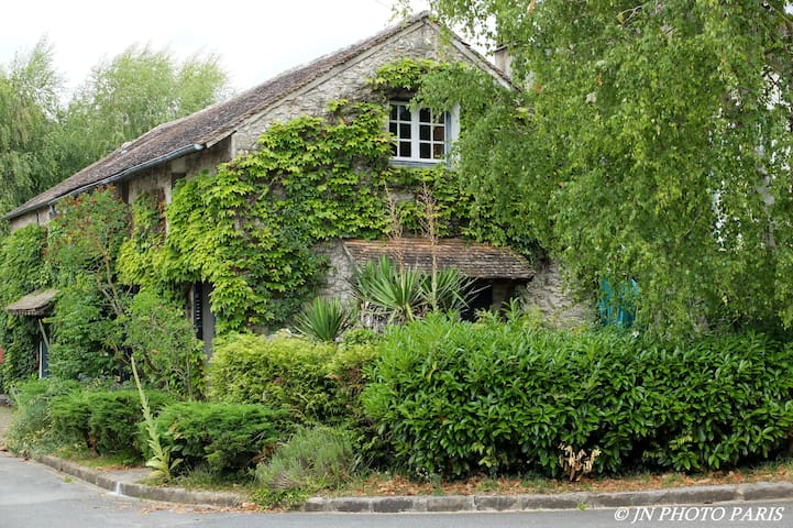 Full cottage to be rented close Fontainebleau - Féricy - Hus