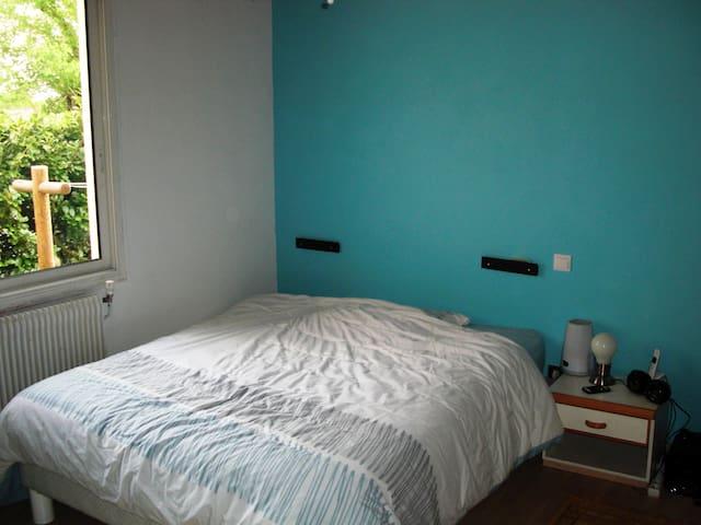 chambre privée dans maison de 90 m² - Saint-Pierre-du-Mont - Casa