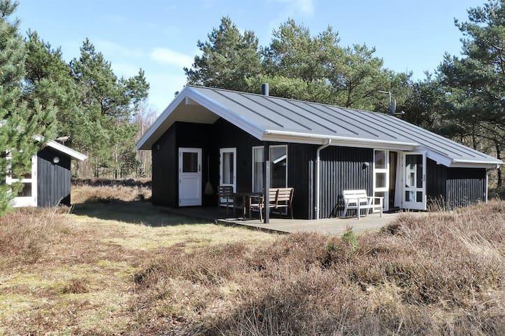 Sommerhus på Læsø med fantastisk beliggenhed