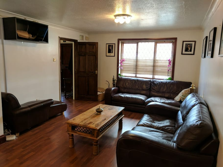 Private use living room