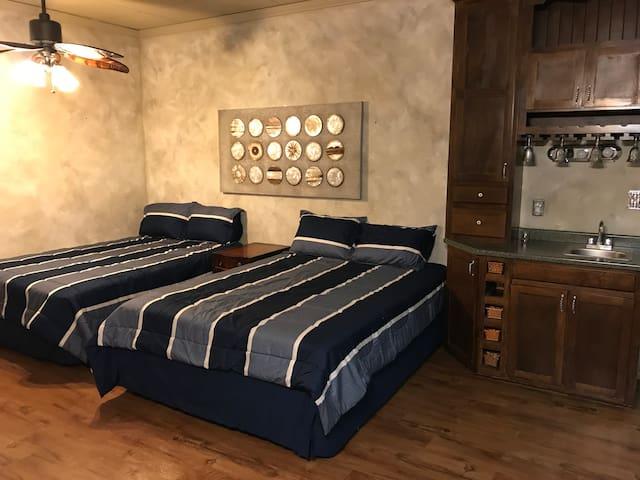 Caldwell Apartment