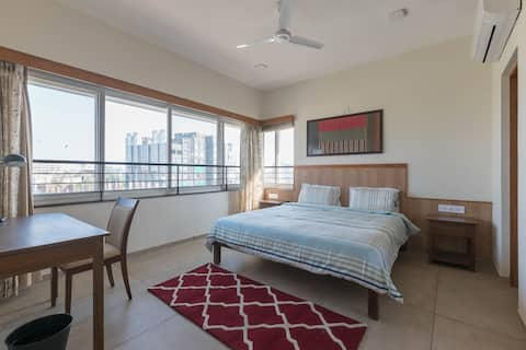Spacious 2 Bed Family Apartments for vacation