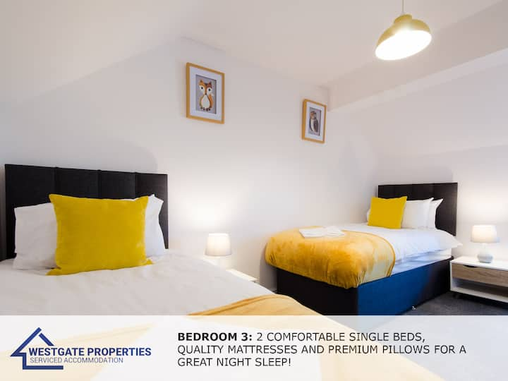 Scarborough COMPANY Accommodation (LONG STAY ONLY)