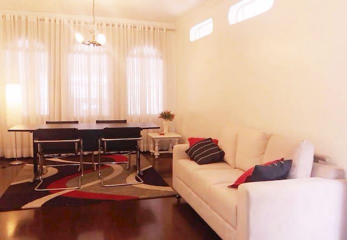 Butantã Whole Space - 3 Suites - Close to USP - São Paulo - Guesthouse