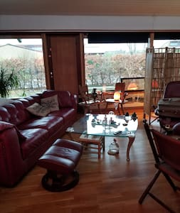 Cheap and cozy open livingroom for rent!...