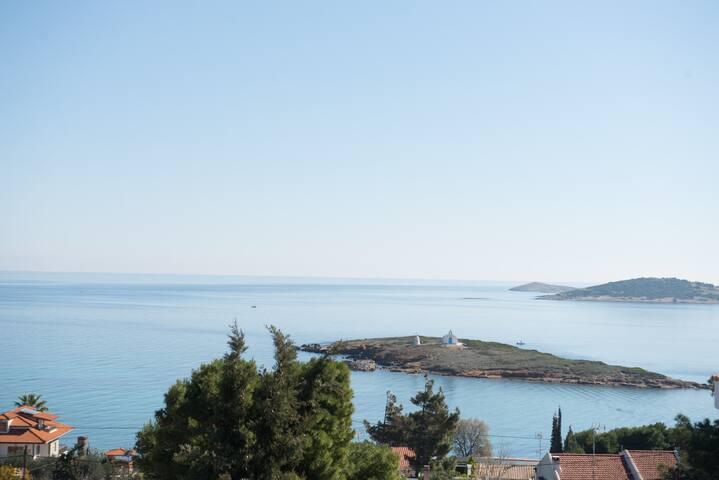 AEGEAN VIEW - Artemis - Casa