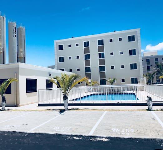 Apartamento - Praia de Rio das Ostras