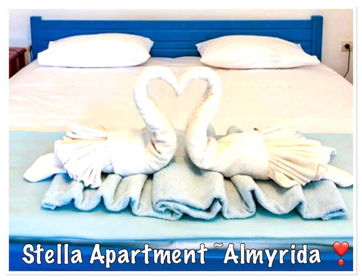 ☀☀☀ Apartment STELLA-Almyrida ☀☀☀