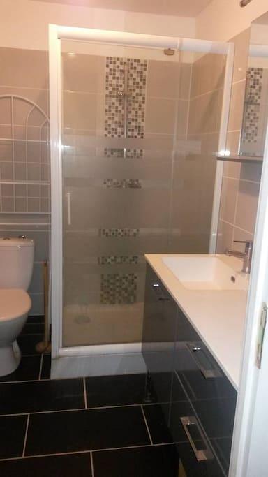 SDB & Toilette