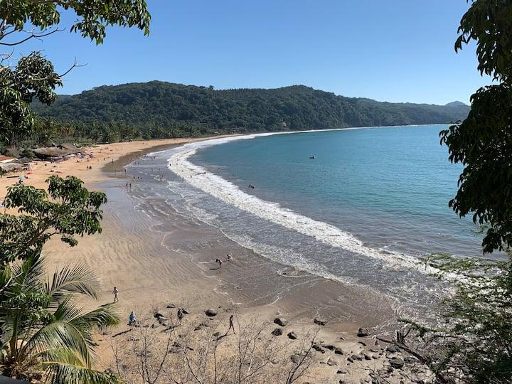 """Bungalow """"El Galeón"""", El Faro, Chacala, Nay"""