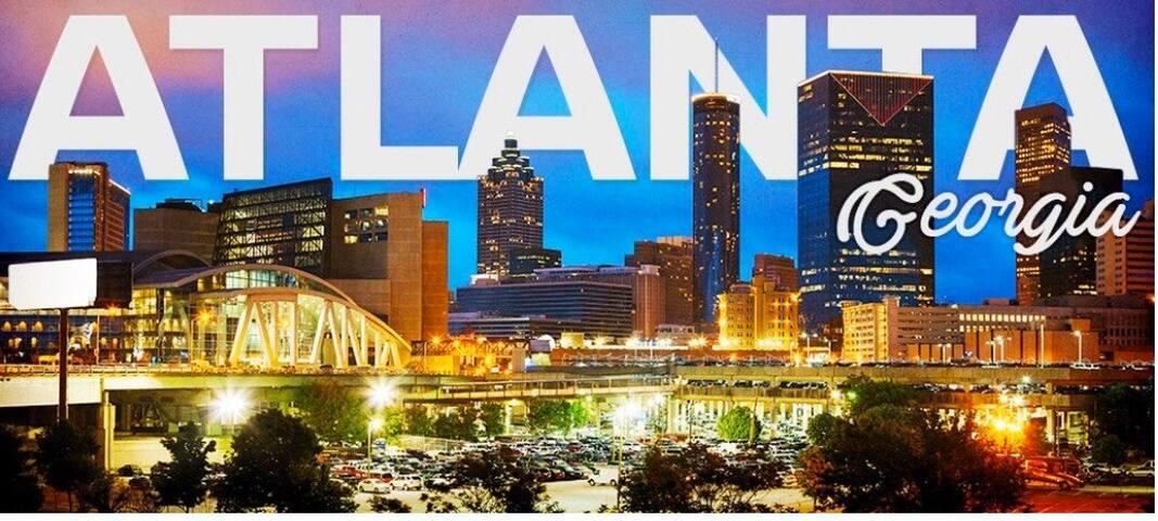 Heart of Atlanta Cozy Condo