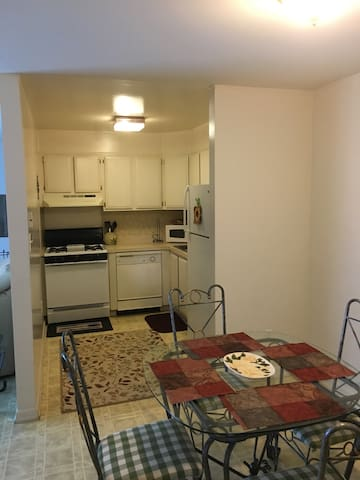 Furnished 2 Bedroom Apartment - Allentown - Apartment