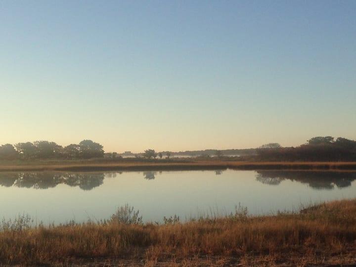 Amagansett Hamptons with water viewl!