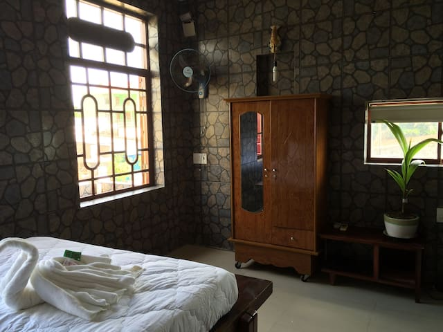 Standard Double Room7 - Garden View - tp. Phan Thiết
