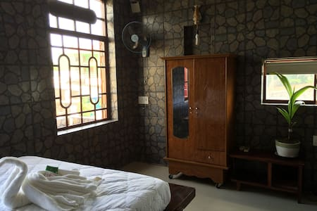 Standard Double Room7 - Garden View - tp. Phan Thiết - B&B