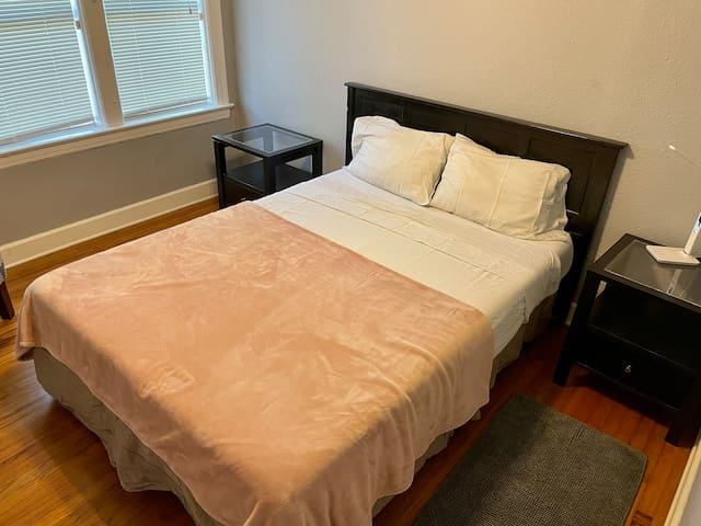 Queen Size Bed Second Room
