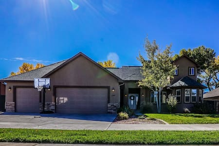 Upscale Home with Convenient Location in Fruita - House