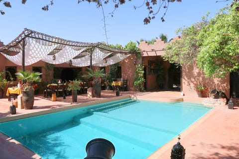 Riad Souiguia (7 double rooms)