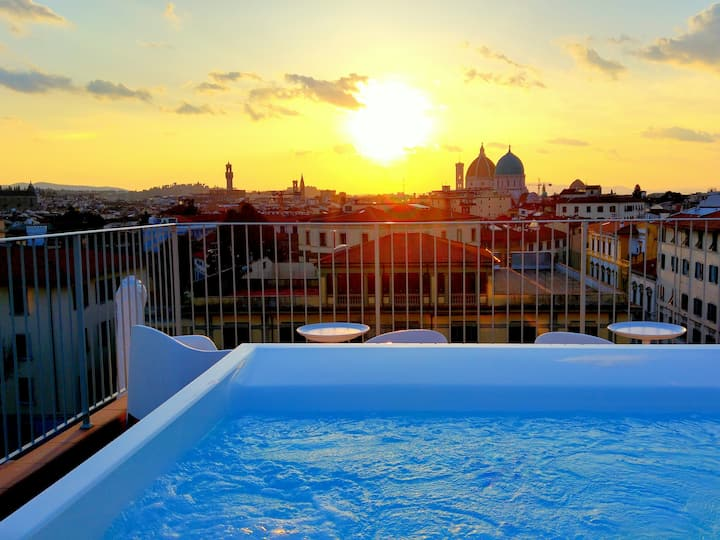 FORTE 16 VIEW AND SPA, Suite Loft Fiesole