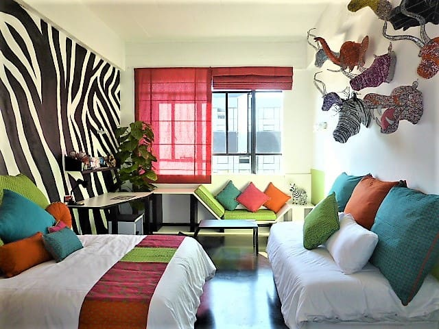 Safari & Lodging Combo in Downtown Joburg - Lofts for Rent in ...