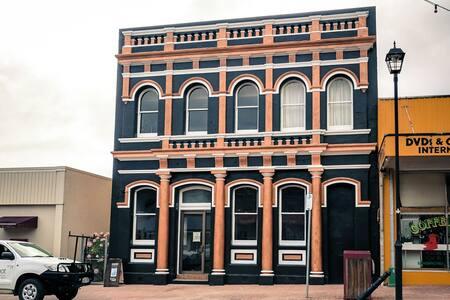Q Bank Gallery - Queenstown - 阁楼