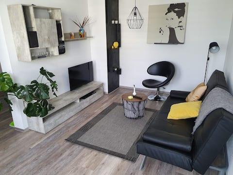Apartment FS 15/1 , mit Stellplatz und Balkon